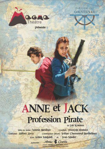 Anne et Jack Affiche